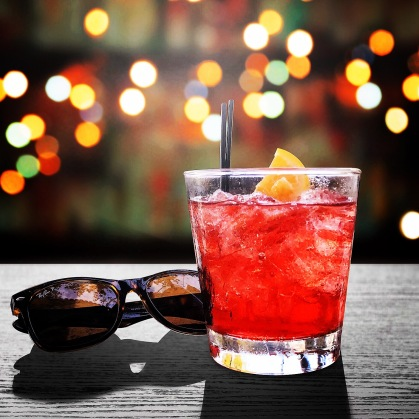 When the Summer sun is setting, it's time to put down the shades and pick up a well-made cocktail. Cheers!